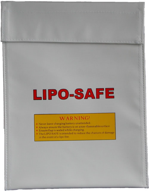 LiPo Save Bag 29cmx22,5cm